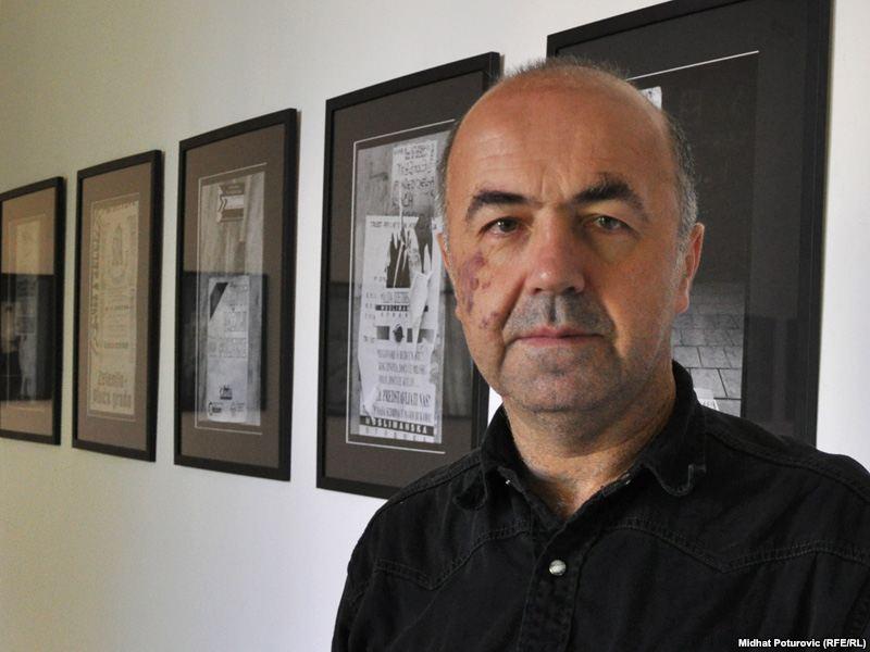 Milomir Kovačević Strašni (foto: Midhat Poturović)