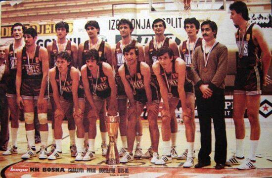KK Bosna Sarajevo