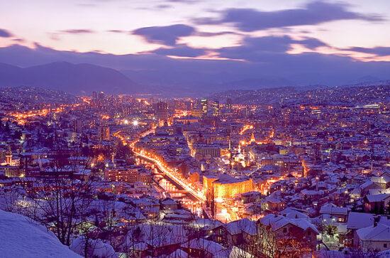 Sarajevo, 2010