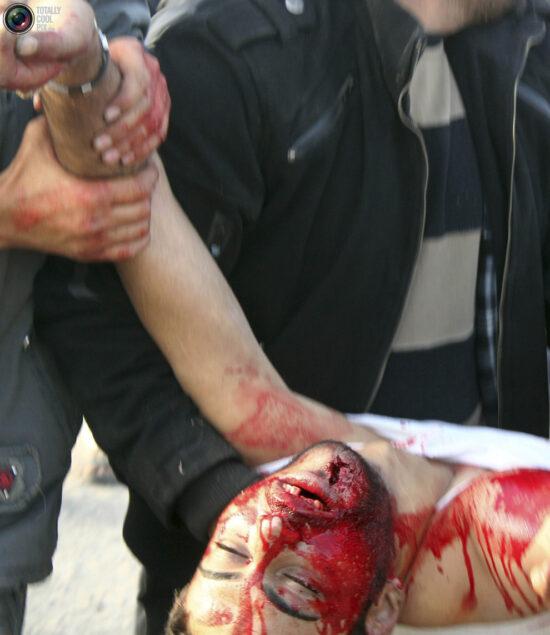Mohamed Atef je ubijen tokom protesta (Egipat, 27. januar 2011)