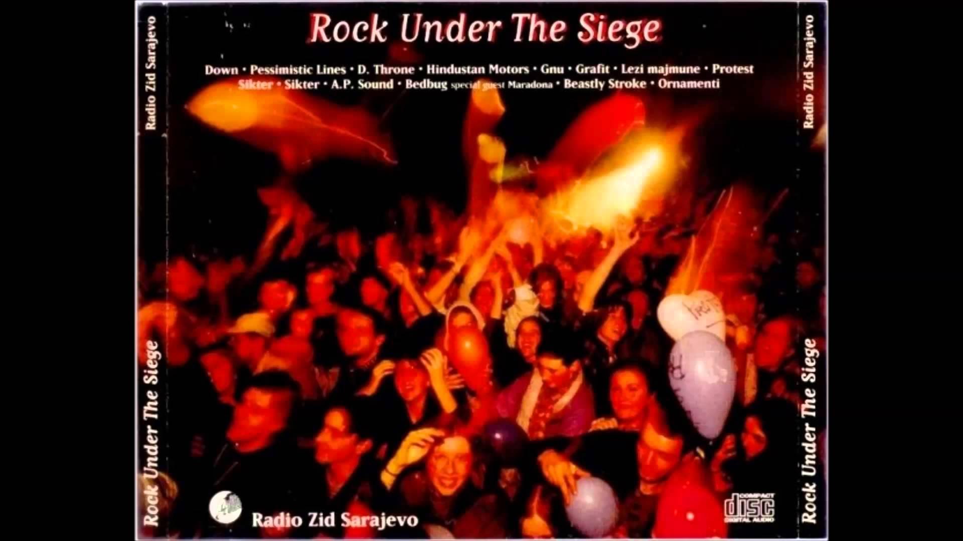 Rock Under Siege, Radio Zid Sarajevo