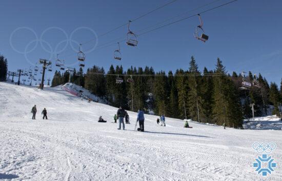 Ski-lift dvosjed na Poljicana, Jahorina (oc-jahorina)