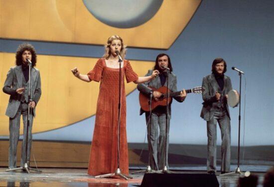 Ambasadori na Pjesmi Evrovozije 1976. godine u Haagu