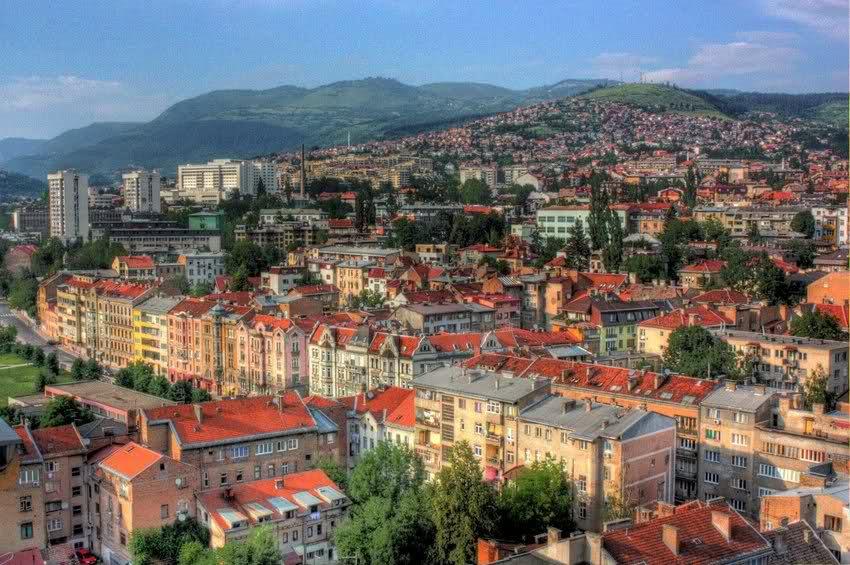 Ulica Kralja Tomislava, Sarajevo