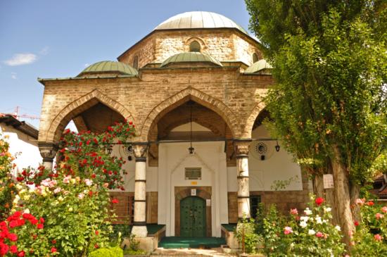Baščaršijska džamija, Sarajevo