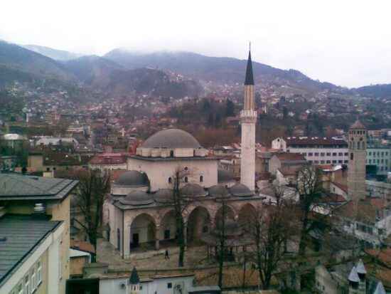 Gazi Husrev-begova džamija, Sarajevo