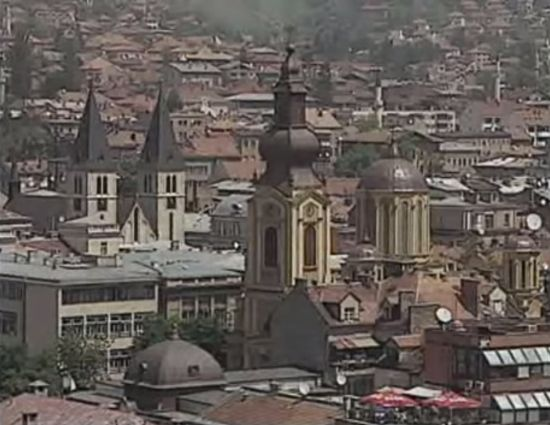 Sarajevo... Sarajevo... Sarajevo...
