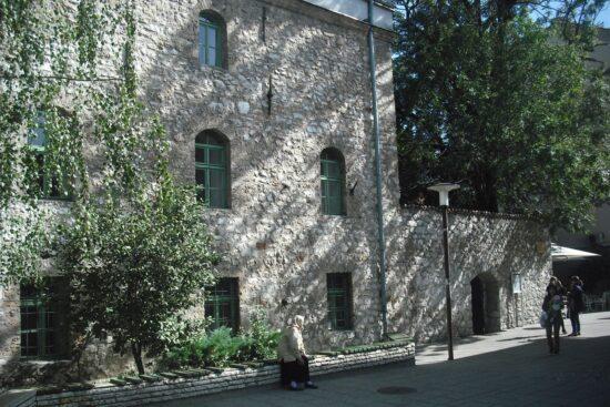 Stari jevrejski hram, Sarajevo
