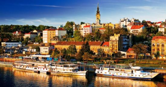 Beograd, glavni grad Srbije, nalazi se na ušću Save u Dunav i jedan je od najstarijih gradova u Evropi.