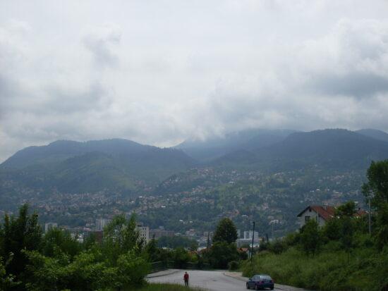 Trebević јe planina u јugoistočnom dijelu Bosne i Hercegovine. Nalazi se јugoistočno od Sarajeva, visok јe 1627 metara i nadovezuјe se na planinu Jahorinu.