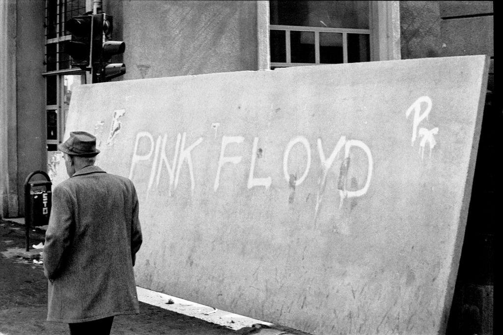 Pink FLoyd u Sarajevu, 1992 (foto: Christian Maréchal)