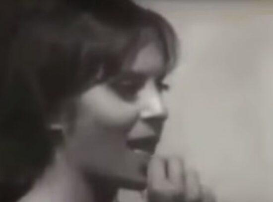 Dušica Žegarac u filmu Ram za sliku moje drage