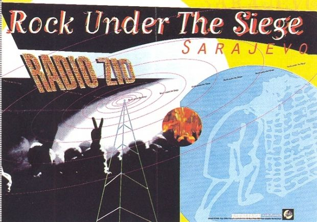Rock Under The Siege