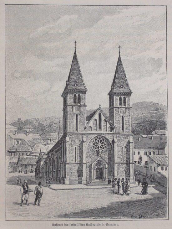 Katedrala Srca Isusova, Sarajevo