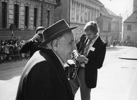 Miroslav Krleža (1893 - 1981)