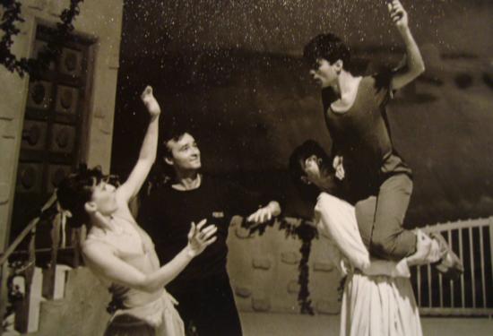 Vragolasta djevojka, Narodno pozorište Sarajevo, 1989