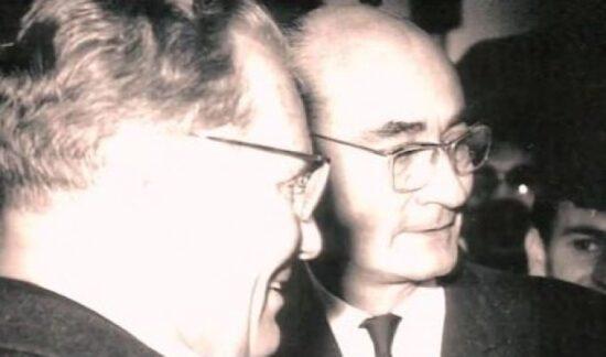 Josip Broz i Emerik Blum