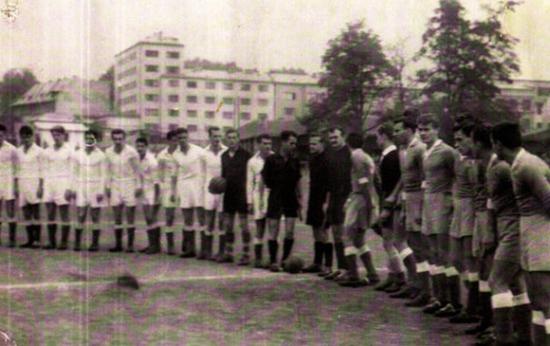 FK Romanija i FK Pretis (Sarajevo, 1958)