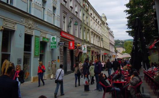 Slastičarna Egipat, Sarajevo