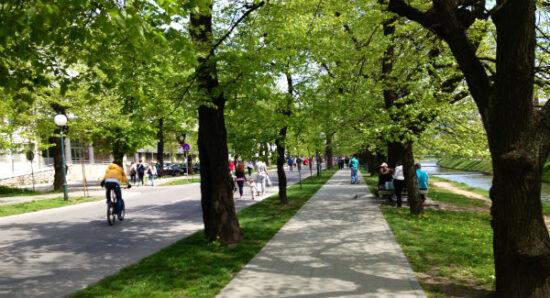 Vilsonovo šetalište, Sarajevo