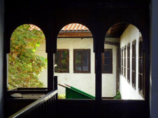 Morića han (Sarajevo, 23. septembar 2013, foto: Mina Coric)