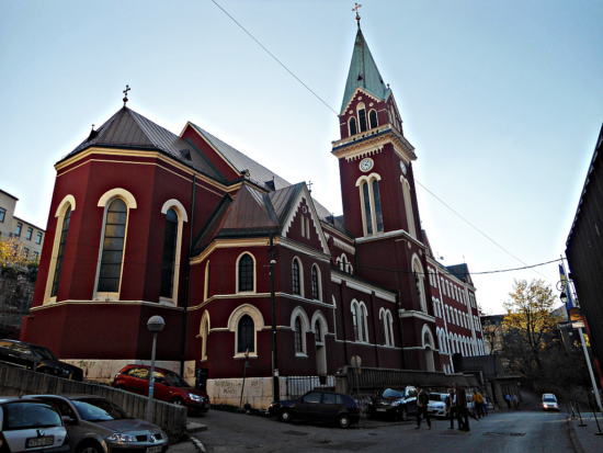 Franjevački samostan Sv. Ante u Sarajevu