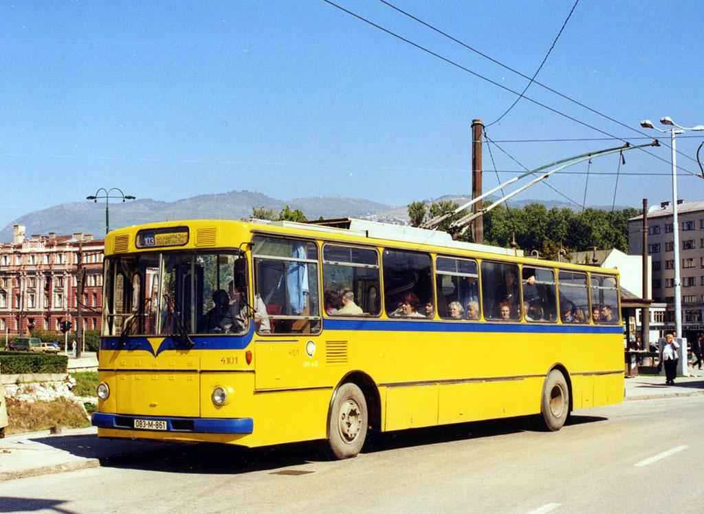 Sarajevski trolejbus
