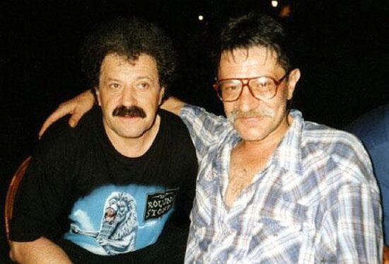 Želimir Altarac i Dario Džamonja