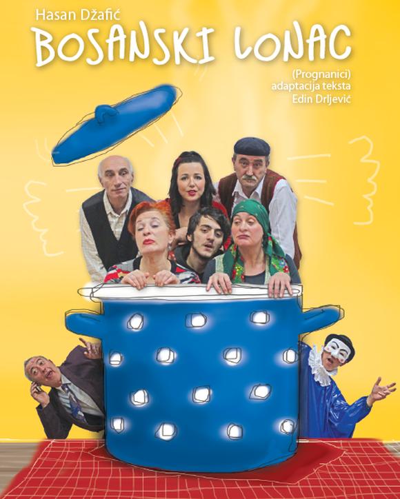 Bosanski lonac, Teatar komedije Rajvosa