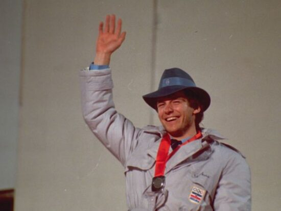 Jure Franko je na Olimpijadi u Sarajevu osvojio prvu olimpijsku medalju za Jugoslaviju
