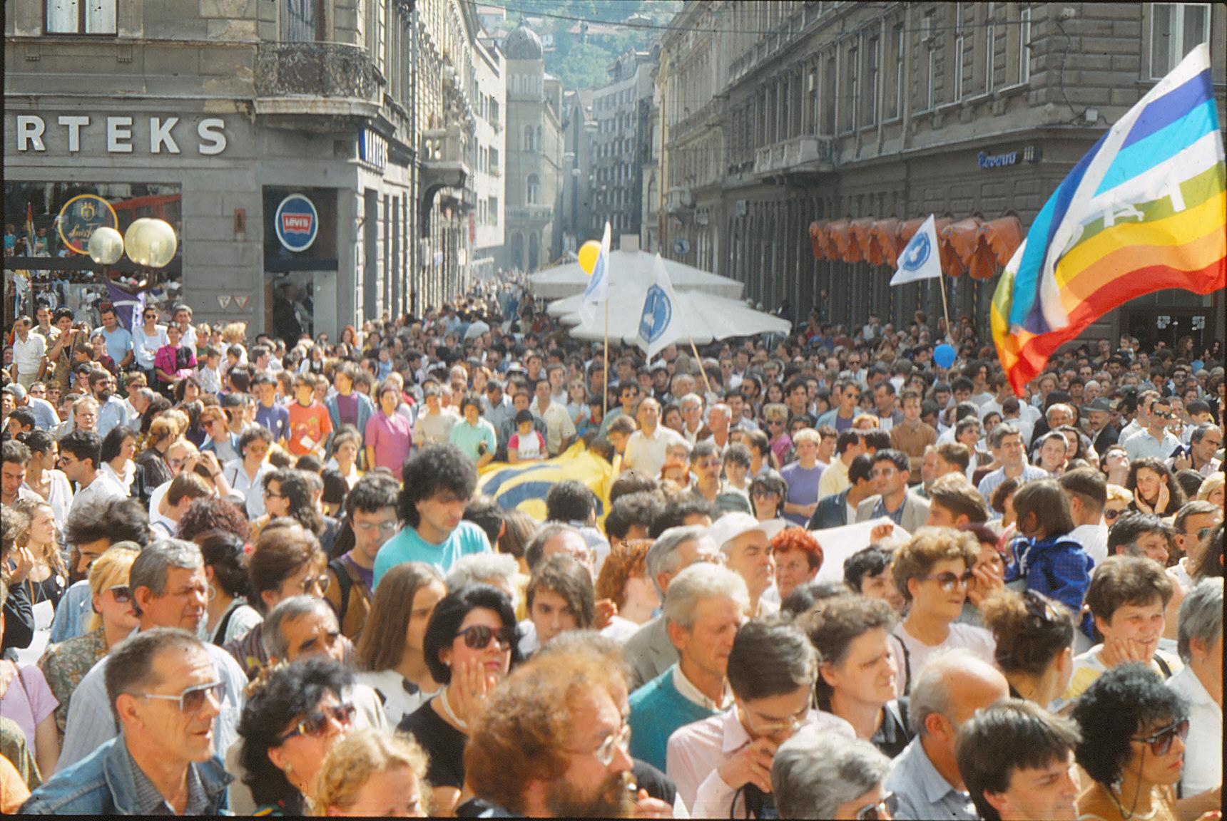 Mir u Sarajevu