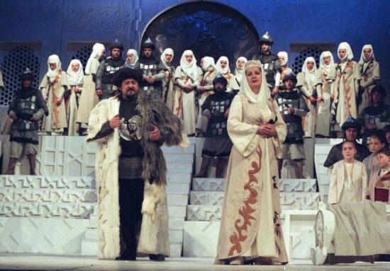 Hasanaginica, Narodno pozorište Sarajevo