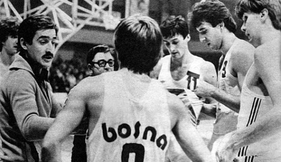 Boša Tanjević, Ratko Radovanović i Žarko Varajić u Grenobleu