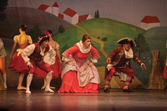 Vragolasta djevojka (Narodno pozorište Sarajevo)