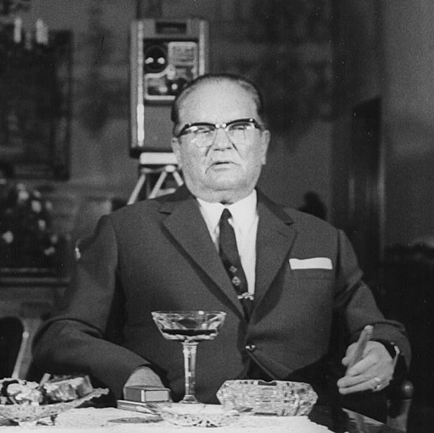 Josip Broz Tito: 'U životu je važno jedno, a to su dvije stvari - red, rad i disciplina.