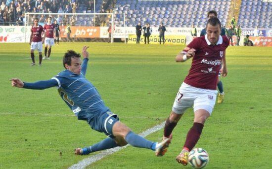 104. vječiti derbi: FK Željezničar 1-2 FK Sarajevo (Sarajevo, 02. novembar 2014)