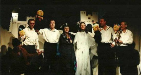 Premijera predstave Bajka o Sarajevu (Sarajevo, 9. maj 1994. godine)