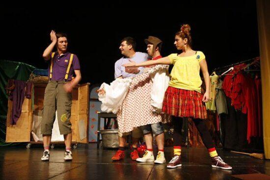 Crvenkapica na tačke naopačke (Pozorište mladih Sarajevo)