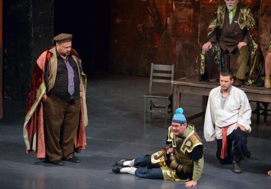 Hamlet u selu Mrduša Donja ili Hamlet zna što narod ne zna (Narodno pozorište Sarajevo)