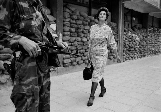 Miss Sarajevo: Meliha Varešanović u opsjednutom Sarajevu