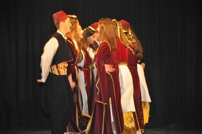 Revija kulturno-umjetničkog stvaralaštva osnovaca (Sarajevo, 15. i 16. april 2015)