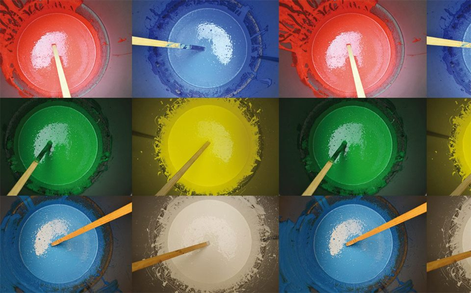 Slikarstvo je likovna umjetnost oblikovanja plohe bojom.