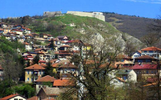 Višegradska tvrđava (Sarajevo, 21. april 2015, foto: Mina Ćorić)