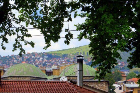 Krov bezistanski (Sarajevo, 25. 06. 2015, foto: Mina Coric)