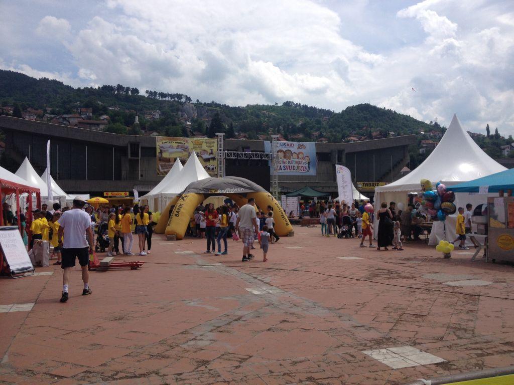 Kids Fest 2015 (Sarajevo, 15. juni 2015, foto: Nermin Cengic)