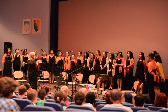 Chorus Cadenza na Novogradskim danima (Sarajevo, 15. juni 2015)