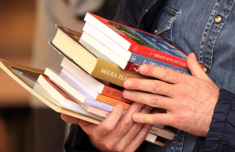 Prikupljanje knjiga
