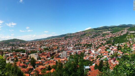 Sarajevo je grad koji grli život
