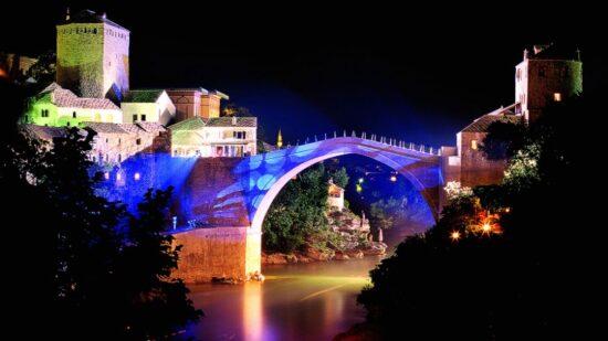 Spektakularni Mostar