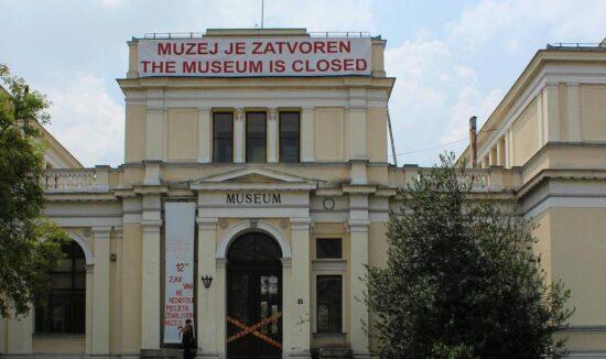 Katalog tišine: Sarajevski muzeji i biblioteke, 20 godina nakon rata (Tanje Softić)